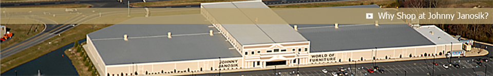 Why you should shop at Johnny Janosik